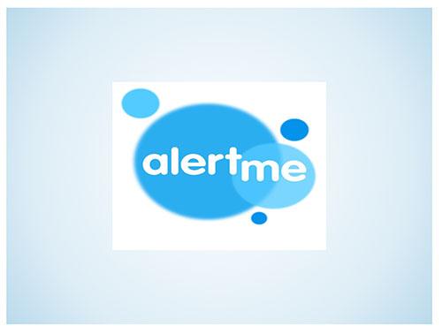 AlertMe Logo (Hive Iris Lowe's)
